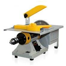Multi-functional Mini Table Saw Multi-purpose Jade Carving Machine Grinding Polishing Machine Cutting Machine