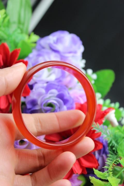 abc2c00c3 31 gramas de quartzo de cristal pulseira de ágata vermelha para curar