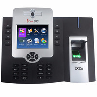 Бесплатная Доставка iClock 880 отпечатков пальцев время записи системы биометрические посещаемость времени/посещаемость времени