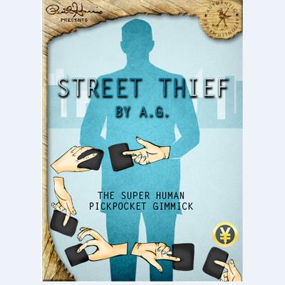 Street Thief by A.G magic