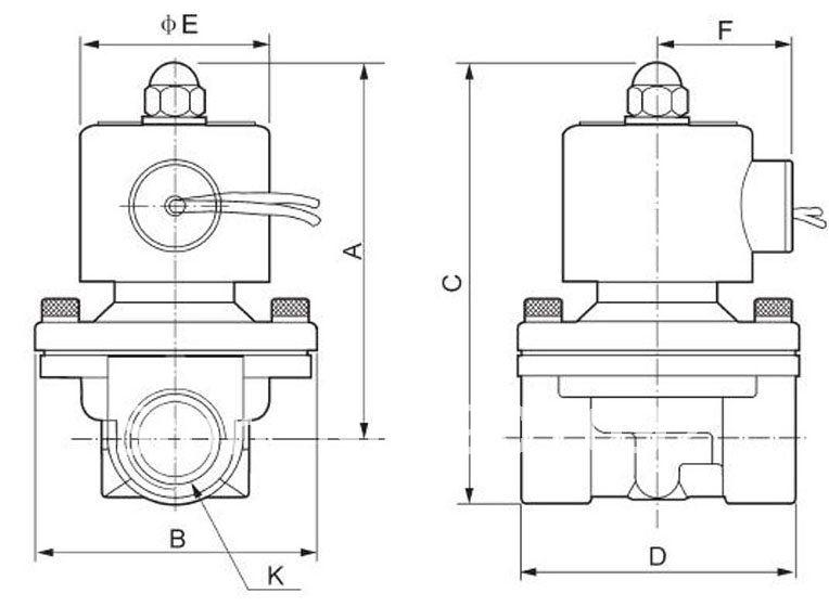 ; 5 шт. в лоте 3/4 ''ss воды электромагнитный клапан уплотнение 2S200-20 высокое Температура клапаны DC12V DC24V AC110V или AC220V