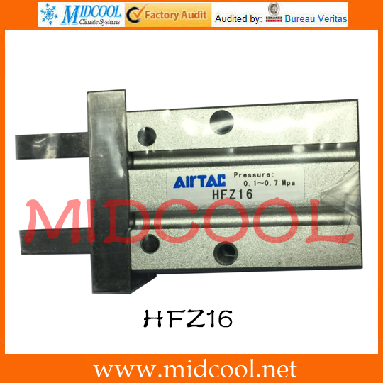 Original AirTAC Air gripper (parallel style) HFZ Series HFZ16 original airtac air gripper parallel style hfz series hfz6