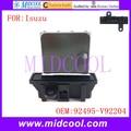 Nova Heater Blower Motor Resistor uso OE NO. 92495-V92204 para Isuzu D-MAX Holden Colorado