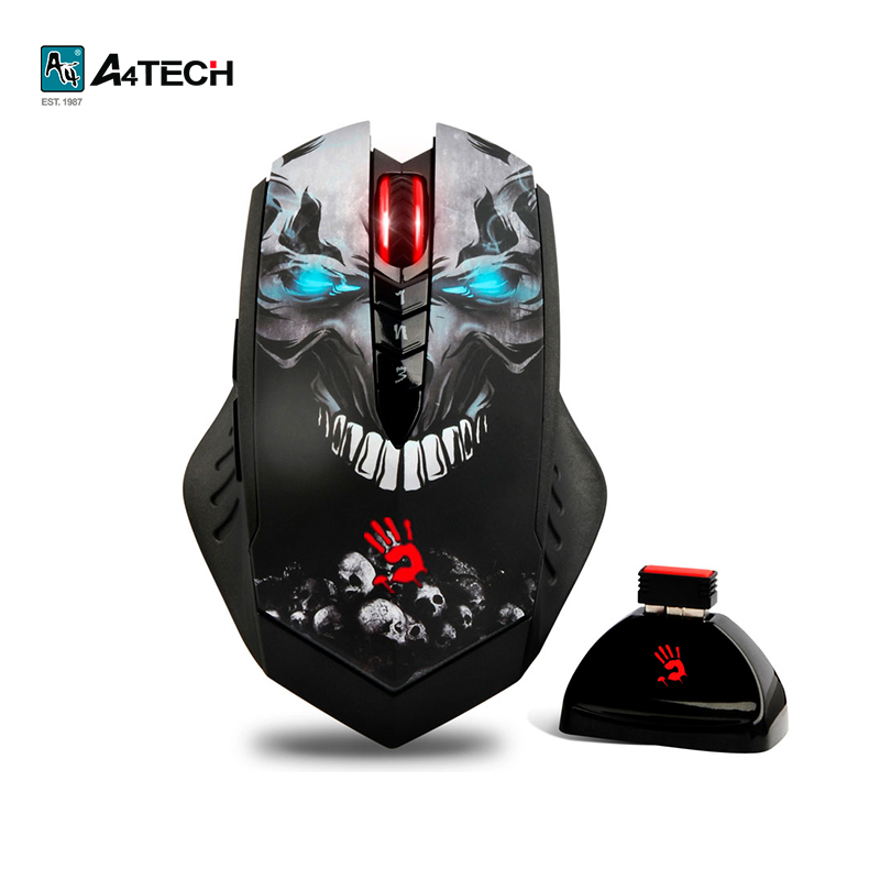 Gaming Mouse A4Tech Bloody R8  Officeacc gaming keyboard a4tech bloody b254 officeacc
