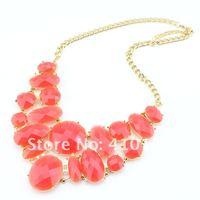 минимальный. заказ $ 10 mn162 мода negro ожерелье пузырь Solo ожерелье чокер стоит красный цвет новинка стиль бесплатная доставка