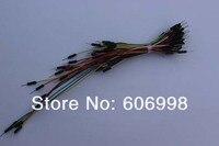 10 шт./лот перейти Gel кабель между машиной перемычку для Arduino на рынке, бесплатная доставка