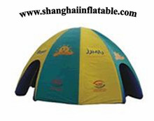 good seller cheap price inflatable tent camping tent for advertising promotion or event