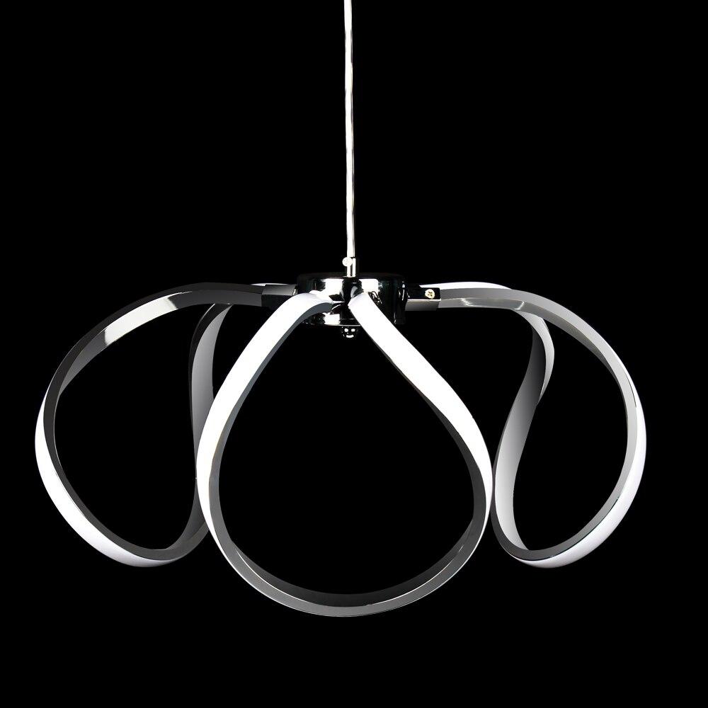 mumeng LED Acrylic Pendant <font><b>Lights</b></font> 45W Modern Kitchen Lamp 170-265v Dining Living <font><b>Room</b></font> Luminaria Daylight Hanging <font><b>Light</b></font> Fixture