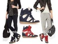 последние европейский кожа высокие кроссовки для женщин