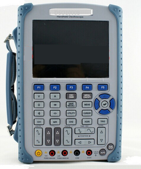 цены Hantek Digital Handheld Oscilloscope /Multimeter 60MHz 1Gsa/S 2 Channels DSO1062B updated for DSO1060