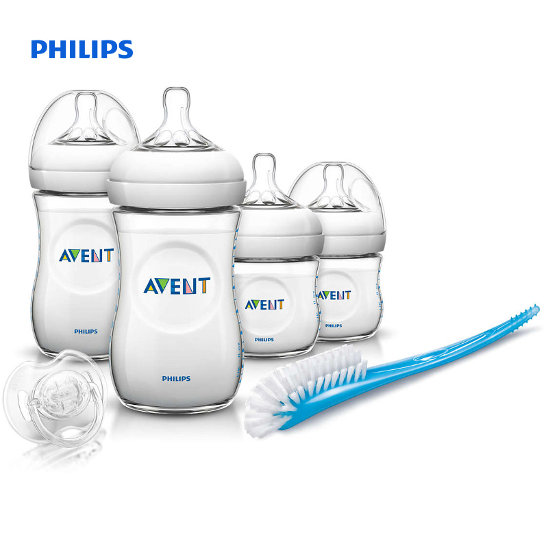Philips Avent SCD290//01 Natural Newborn Starter Set 0m+