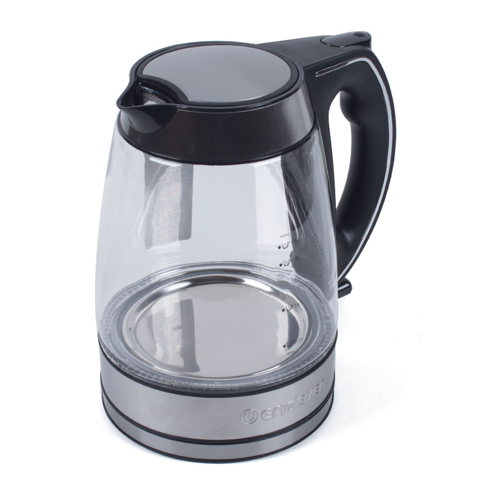 Electric kettle Endever Skyline KR-321G automatic water electric kettle teapot intelligent induction tea furnace