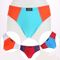 Article 4 outfit male baby 100% cotton briefs color matching boy comfortable breathable underwear