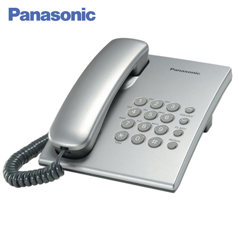 Panasonic KX-TS2350RUS Phone Home fixed Desktop Phone Landline for home and offfice use. panasonic kx ts2352rub phone home fixed desktop phone landline for home and offfice use