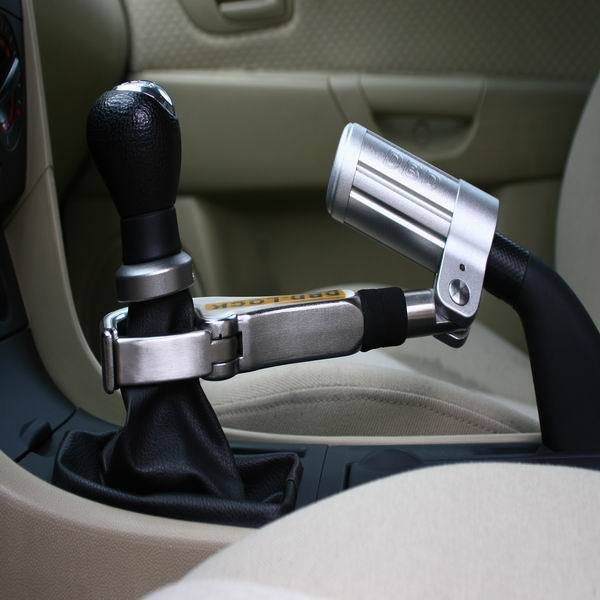 Car Anti Theft >> Factory Direct Sales A6 Hand Brake Anti Theft Car Van Lock