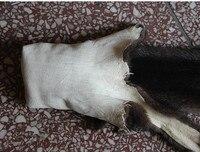 Natural Mink Fur Pelt / Tanned / Mink Fur Skins With Factory Price