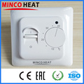 Electric Floor Heating Room Thermostat Manual Warm Floor Cable Use Termostat 220V 16A Temperature Controller (1PC)