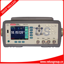 AT515 electric resistance wire heating with resistance tester ohmmeter ohm meter