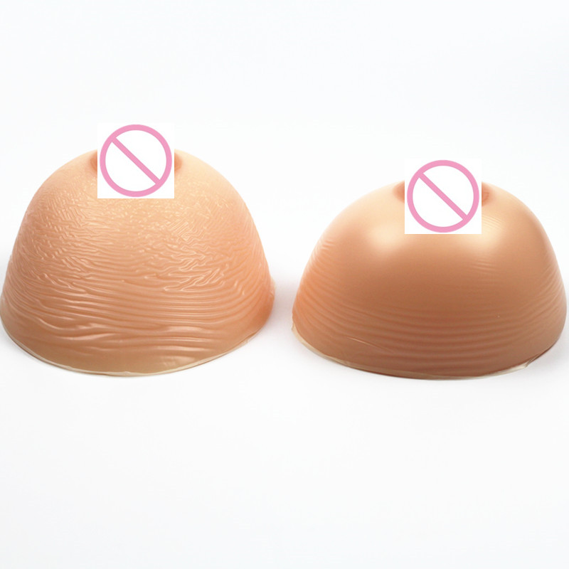1200g/Pair E/F Cup Crossdressing Silicone Breast Forms Enhancer for Transgender Uni-sex Fake Boobs Masquerade Fancy Ball1200g/Pair E/F Cup Crossdressing Silicone Breast Forms Enhancer for Transgender Uni-sex Fake Boobs Masquerade Fancy Ball