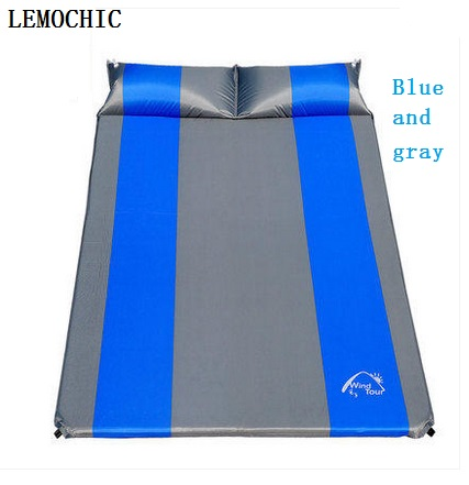 Us 7998 Barbecue Camping Equipment Matelas Gonflable High Quality Tourist Tent Mat Picnic Blanket Beach Mat Yoga Pad In Camping Mat From Sports