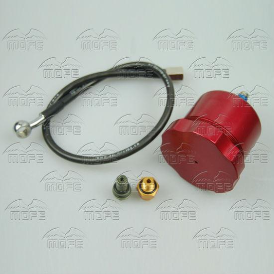 Drift Hand Brake Hydraulic Handbrake With Red Oil Tank for Hand Brake Fluid Reservoir E-brake  DSC_0070
