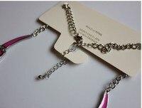 новые поступления колье ожерелье светящийся конфеты окрашенный воротник ожерелье