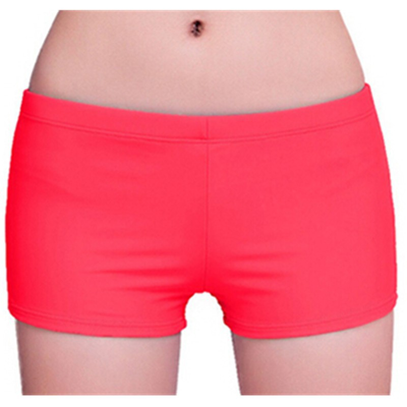 New Arrival 2018 Shorts Women Feminino Waist Straight Shorts Women Swear Solid Short Pants  5 Colors