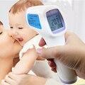 Tongfenglh Profissional de Não-contato de Medição de Temperatura IR LCD Termômetro Digital Infravermelho Gun Medidor Dispositivo ferramenta de Diagnóstico-