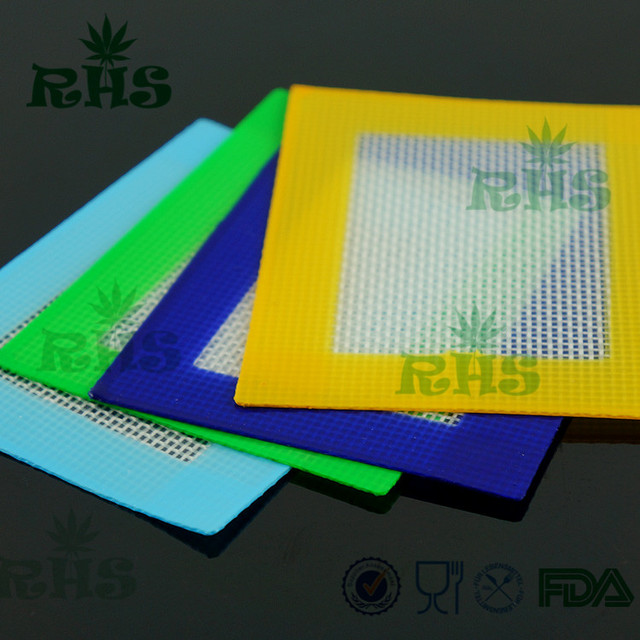 5pcs fda approved silicone slick pad 14 11 5 cm washable and
