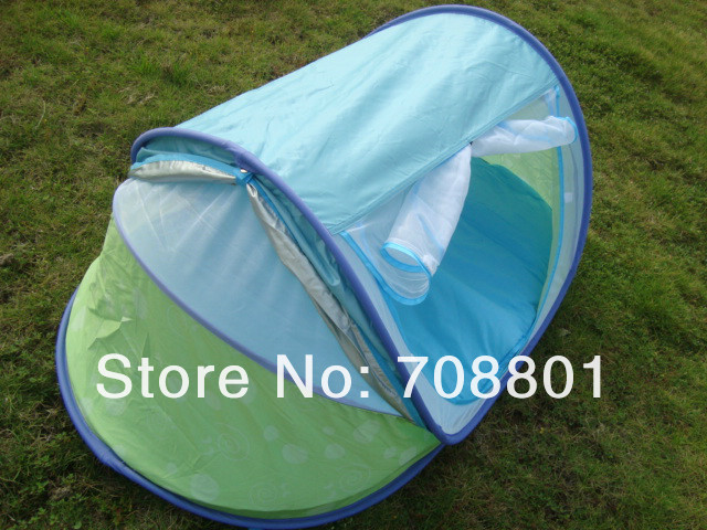 TRU Travel Portable Fold Baby Bed Tent With Cotton Polyester Fibre ...