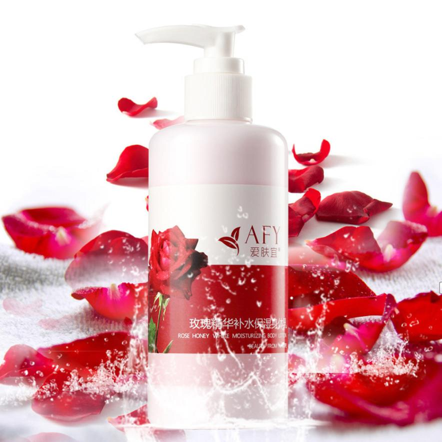 NR Rose Whitening Body Milk Moisturizing Whitening Body Lotion To Chicken Skin New Arrival