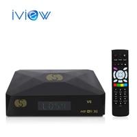 Spedizione Gratuita S-V6 Mini HD Ricevitore Satellitare V6 S Supporto CCCAMD Newcamd WEB TV USB Wifi 3G Biss Key Youporn DVB Box S-V6