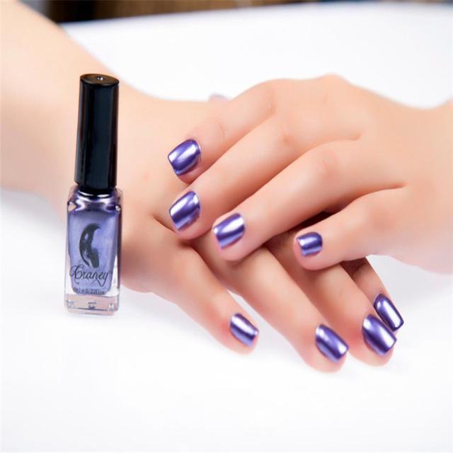 Focallure marca 6 ml pasta de espejo esmalte de uñas para las ...