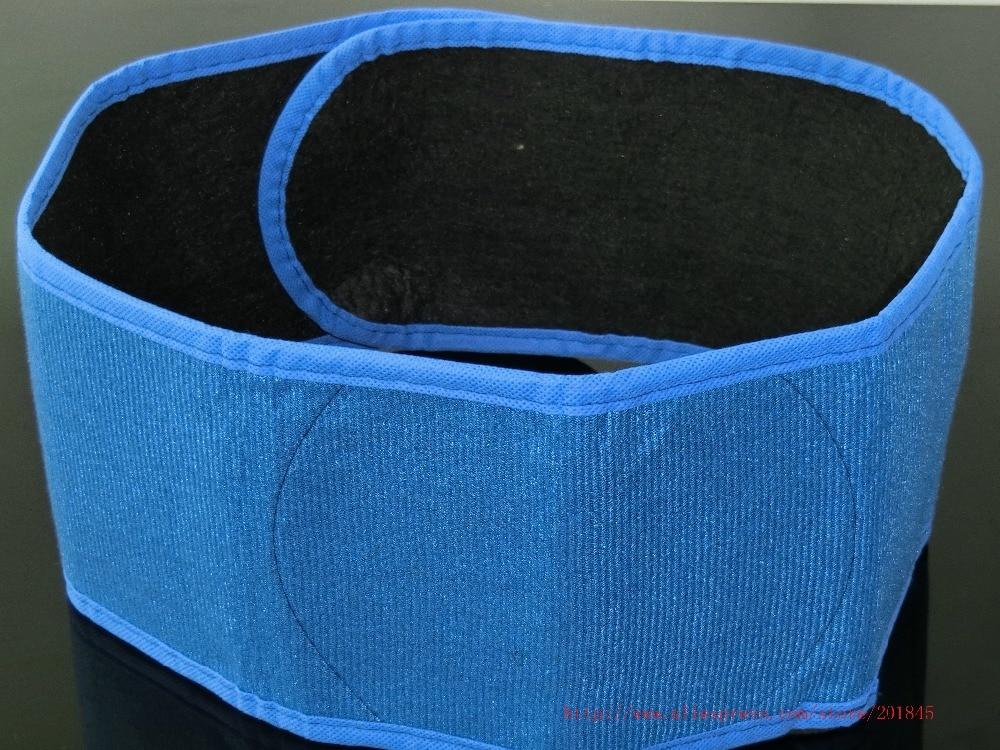 20 Pcs bleu auto-chauffage tourmaline magnétique taille vente ceinture  médicale réglable Taille accolade doux and léger eea747c6eaf