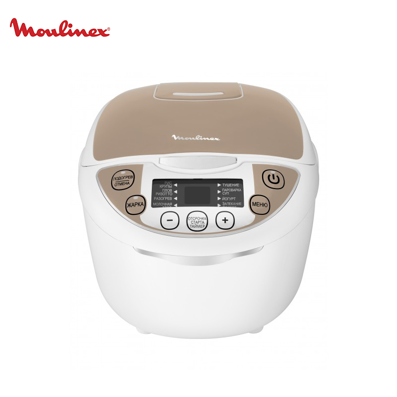 Multi cooker MOULINEX MK706A32 multivarka multivarki multivarka cooker multicookings zipper