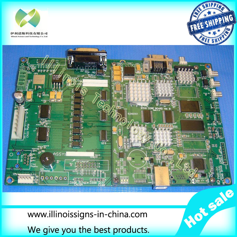 PCB Allwin konica main board printer parts konica512 boards cheap price konica 512 mother board main board for konica printer spare parts