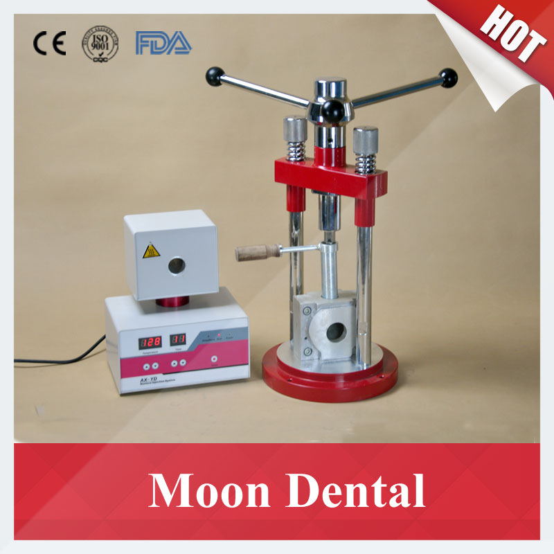 AX-YD Manual Valplast Denture Injection System Machine for Making Dental Prosthesis in Dental Laboratory недорого