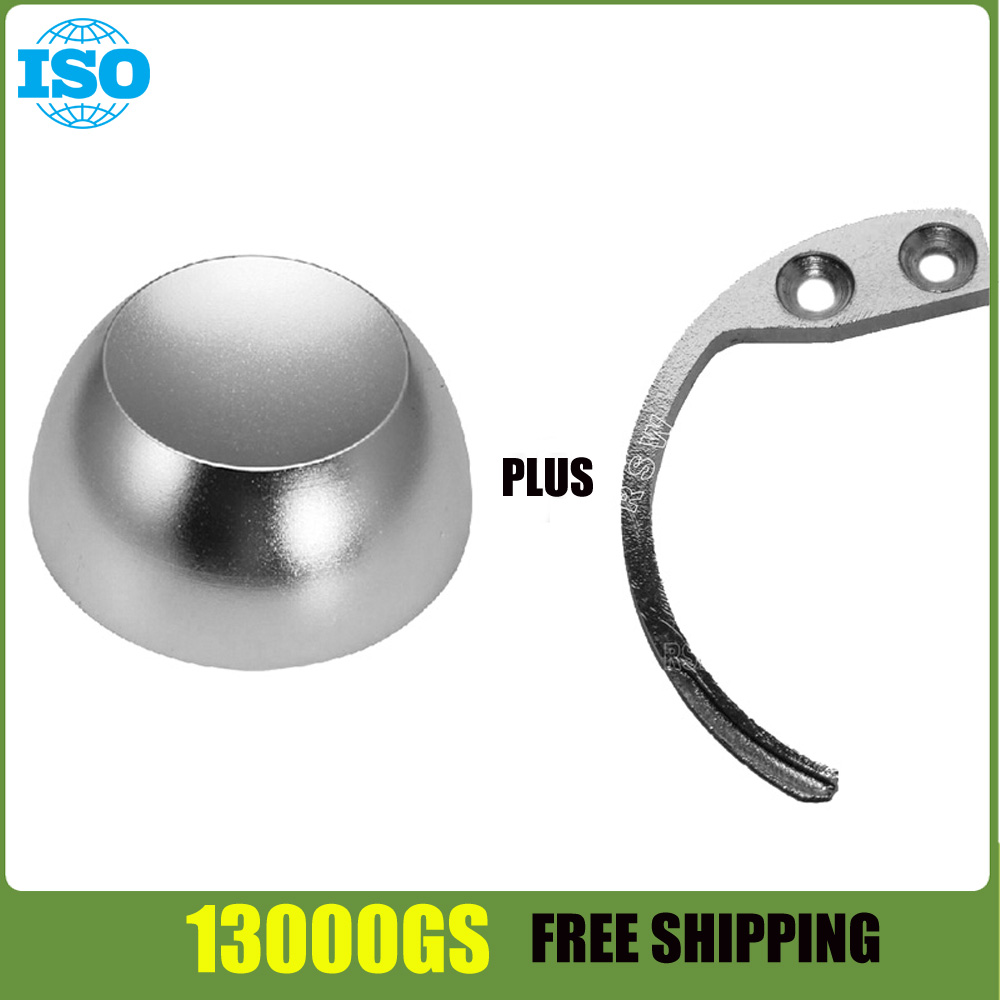 13000GS security tag detacher 1pcs and 1pcs super sensor tag detacher hook 1pcs free shipping