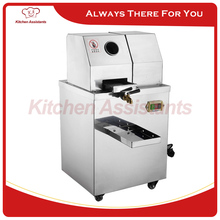 SXZ80 electric stainless steel body commercial sugar cane juicer machine