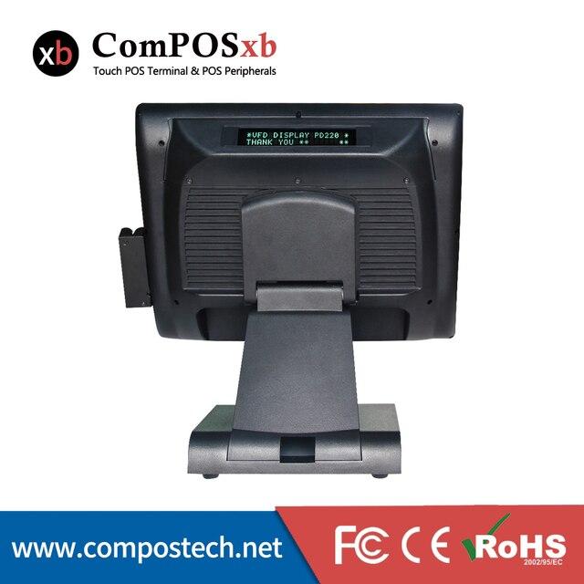 Système de point de vente avec écran tactile de 15 pouces, offre spéciale, pox2119 2