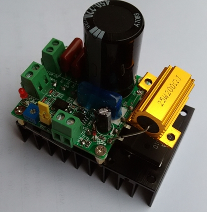 12v-60v 10a Wide Voltage Pwm Dc Brush Motor Speed Mach3 Spindle Controller Street Price Headphone Amplifier