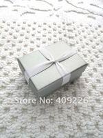 20 шт./лот 2011 новый топ ювелирные изделия чехол / коробка экспортные серьги / кольца, пакет колье цвет серебряный