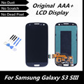 100% Tested LCD for Samsung Galaxy S3 with Touch Screen Digitizer Assembly for i9300 i9305 i747 T999 i535 Replacement