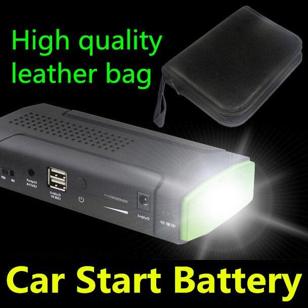 High Quality 9900mAh Multi-Function Gasoline Diesel Car Starter Jumper 12V Portable Power Bank Start Engine Emergency Free Ship
