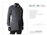 грудь пальто ядер мужчин тонкий мужская nepal пальто прилив