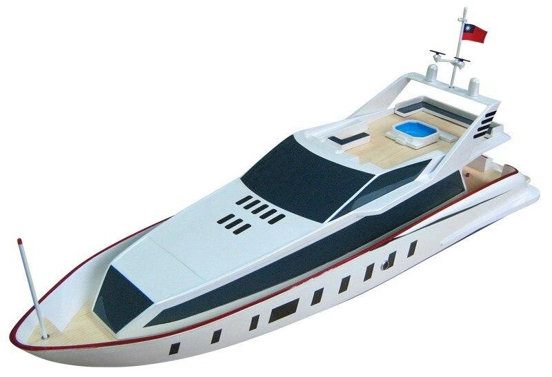 DYNA 95' роскошная яхта 1280 GP260(A)-RTR(с 2ch 2,4G передатчик пистолета) GL303AP