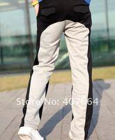 бесплатная доставка новый мужские брюки свободного покроя длинные брюки спортивные брюки 3 цветов
