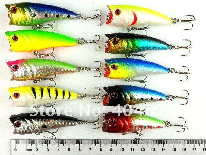 Pesca 10.5 CM 15.7G 4 # ganchos Crankbait