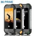 Blackview bv6000s teléfonos móviles 4g lte smartphone 4.7 'android 6.0 teléfonos celulares quad-core 2 gb + 16 gb 8mp gps teléfono a prueba de agua ip68