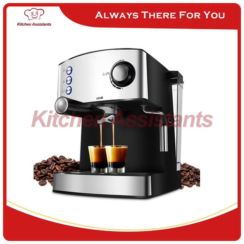 Automatic Coffee Maker Made In Italy : KA6823 muti function full automatic italy type espresso Cappuccino coffee maker machine with ...